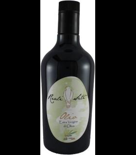 """Bott. 0.250 ml """"5 Reali Siti"""" Olio Extravergine di oliva Apolio"""
