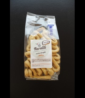 Taralli Extra Larghi Evo 350 gr. - Caricone